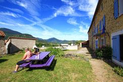Village de Galinagues - Pays de Sault - Pyrénées Audoises