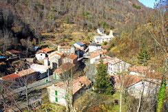 Village de Mérial - Pays de Sault - Vallée du Rébenty - Pyrénées Audoises