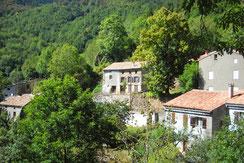 Village de Fontanès-de-Sault - Pyrénées Audoises