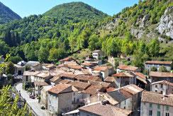 Village de Niort-de-Sault - Pyrénées Audoises