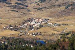 Camurac village - Pays de Sault - Pyrénées Audoises