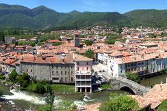 Ville de Quillan - Pyrénées Audoises