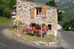 Village de Salvezines - Vallée de La Boulzane - Pyrénées Audoises