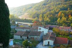Village de Montjardin - Pyrénées Audoises