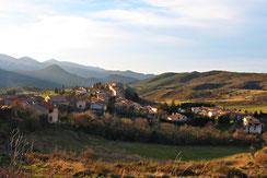 Village de St-Julia-de-Bec - Pyrénées Audoises