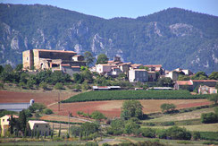 Village de St-Ferriol - Pyrénées Audoises