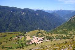 Village Le Clat - Pyrénées Audoises