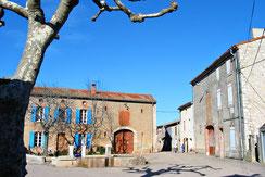 Village de Granes - Pyrénées Audoises