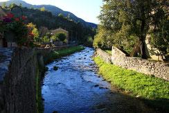 Village de Joucou - Vallée du Rébenty - Pyrénées Audoises