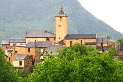 Counozouls - Village du Madres - Pyrénées Audoises