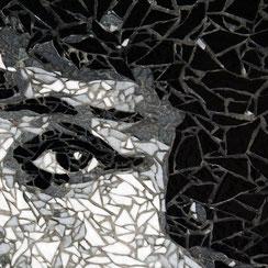 Mosaïque d'art - Isabelle SCHALLER #Mosaïque, #mosaïste, #peinture, #art, #artiste, #Savoie, #Aix les Bains