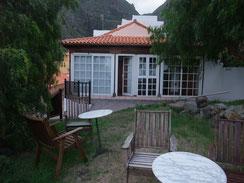 Zimmer mit Terrasse im Hotelito