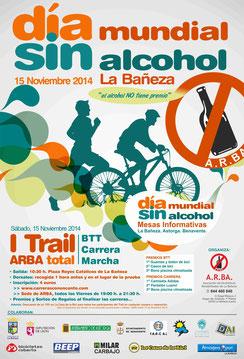 I TRAIL A.R.B.A. TOTAL - La Bañeza, 15-11-2014