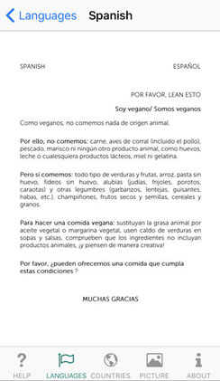 vegan passport app