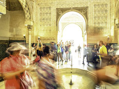 Semana Santa • Granada • Alhambra • Cordoba