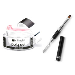 polygel acrigel eniinails kit unghie