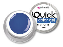 quick color gel color senza dispersione per decori unghie ultra pigmentati eniinails