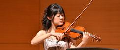 清岡優子(ヴァイオリニスト) official site