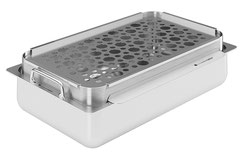 Multipot 1/1 GN Steaming Plate