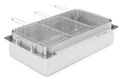 Multipot 1/1 GN Deep Fryer Baskets