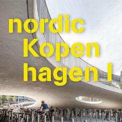 Titelbild zur ArchitekTour Day Leipzig Blick auf Straßenzug mit Kugelcafé