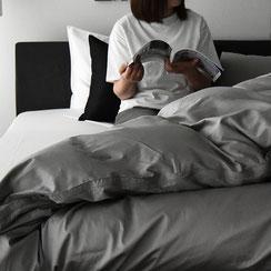 綿100%の布団カバー