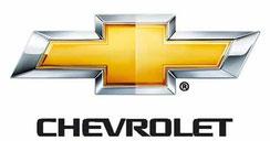chevrolet логотип