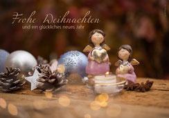 Weihnachtskarten, Weihnachtskarte, Kerzenlicht, Tannzapfen, Weihnachtskarte Kerzenlicht, Stern