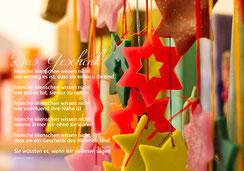 Weihnachtskarte 744