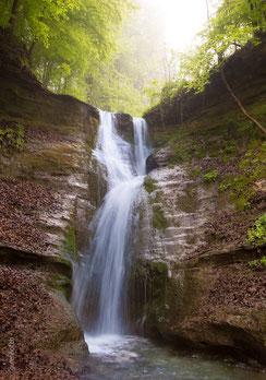 Wasserfall, Mutzbachfall, Geburtstagskarte Männer, Männer, Karten für Männer, Geburtstagskarte für Männer, Glückwunschkarte für Männer, Fotokarte, Naturbilder,