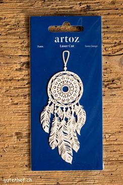 Laser Cut von Artoz Traumfänger, Artoz, Laser Cut, Herzen, Shop, bestellen, Schweiz