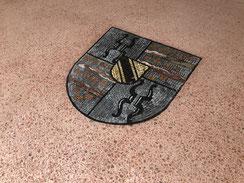 Opus Signinum - Terrazzoboden aus Ziegelsplitt