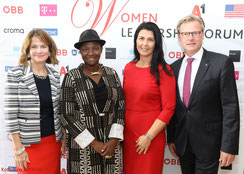 Women Leadership Forum 2017, WLF 17, Leadership, Women, Bundesministerin, Rendi-Wagner, US Embassy, Novomatic Forum