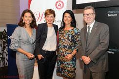 Women Leadership Forum 2017, WLF 17, Leadership, Women, Bundesministerin, Rendi-Wagner, US Embassy, Novomatic Forum