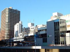 JR関内駅 北口