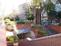横浜市営地下鉄ブルーライン 伊勢佐木長者町駅