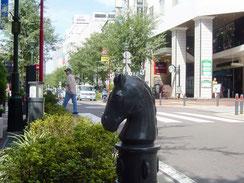 馬車道商店街