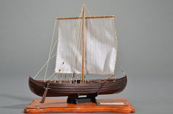 41-28 Viking Ship Knarr | Sosuke KAWASHIMA