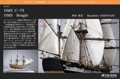 44-20  HMS  Beagle | Masahiro NISHITANI