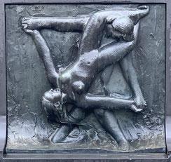 Oslo, Frognerpark, Vigeland Park, Skulpturen, Kunst, Bronze, Granit