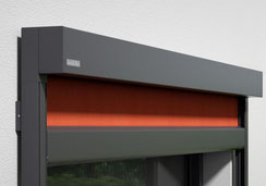 Markilux Markise Fenstermarkise Vertikalmarkise 776