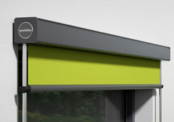 Markilux Markise Fenstermarkise Vertikalmarkise 750 Stangenführung