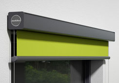 Markilux Markise Fenstermarkise Vertikalmarkise 710 Seilführun