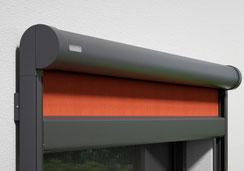 Markilux Markise Fenstermarkise Vertikalmarkise 876
