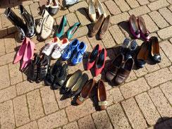 ミニバザー・靴
