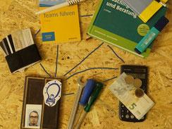 Bild zu Wissensmanagement im Fachkräftetraining Fit for Specialist, vernetzte Tools und Bücher