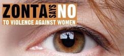 Logo Zonta says No