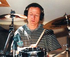 Schlagzeugunterricht Drums Drummer Drumset Sigurd Röhrig