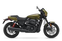 Harley-Davidson Street XG750A Street Rod®