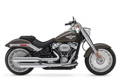 Harley-Davidson Softail FLFBS Fat Boy®